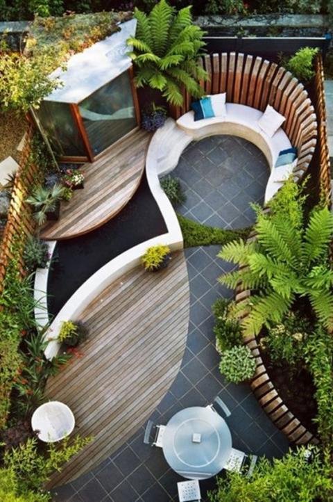 Coup de Pousse sur Garonne | Paysagiste création de jardin à ...